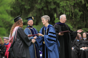 Conferral of Degrees