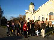 Economic Geography Visit to a Mosque in Poughkeepsie