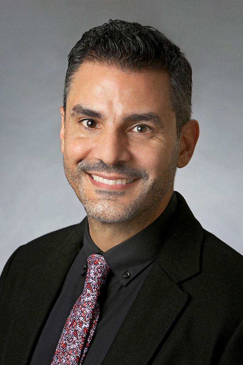Portrait of Carlos Alamo-Pastrana