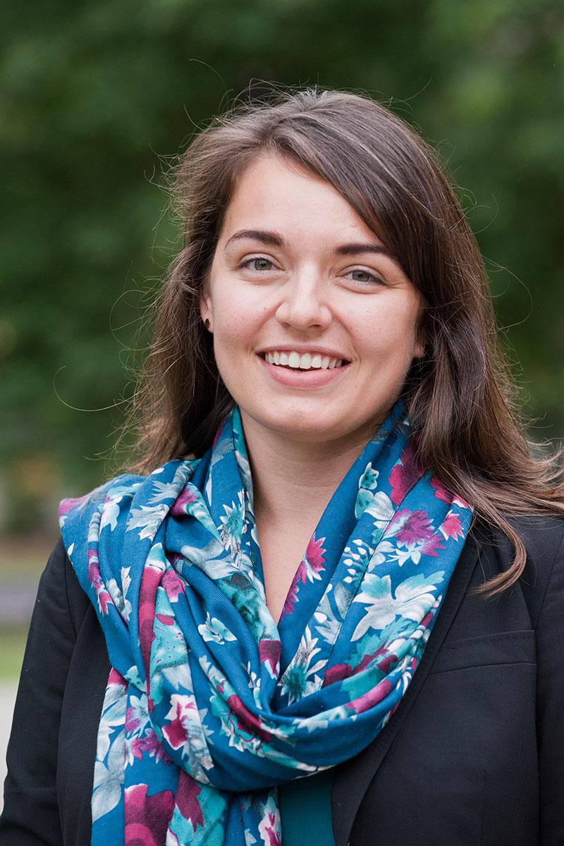 Portrait of Kirsten Wesselhoeft