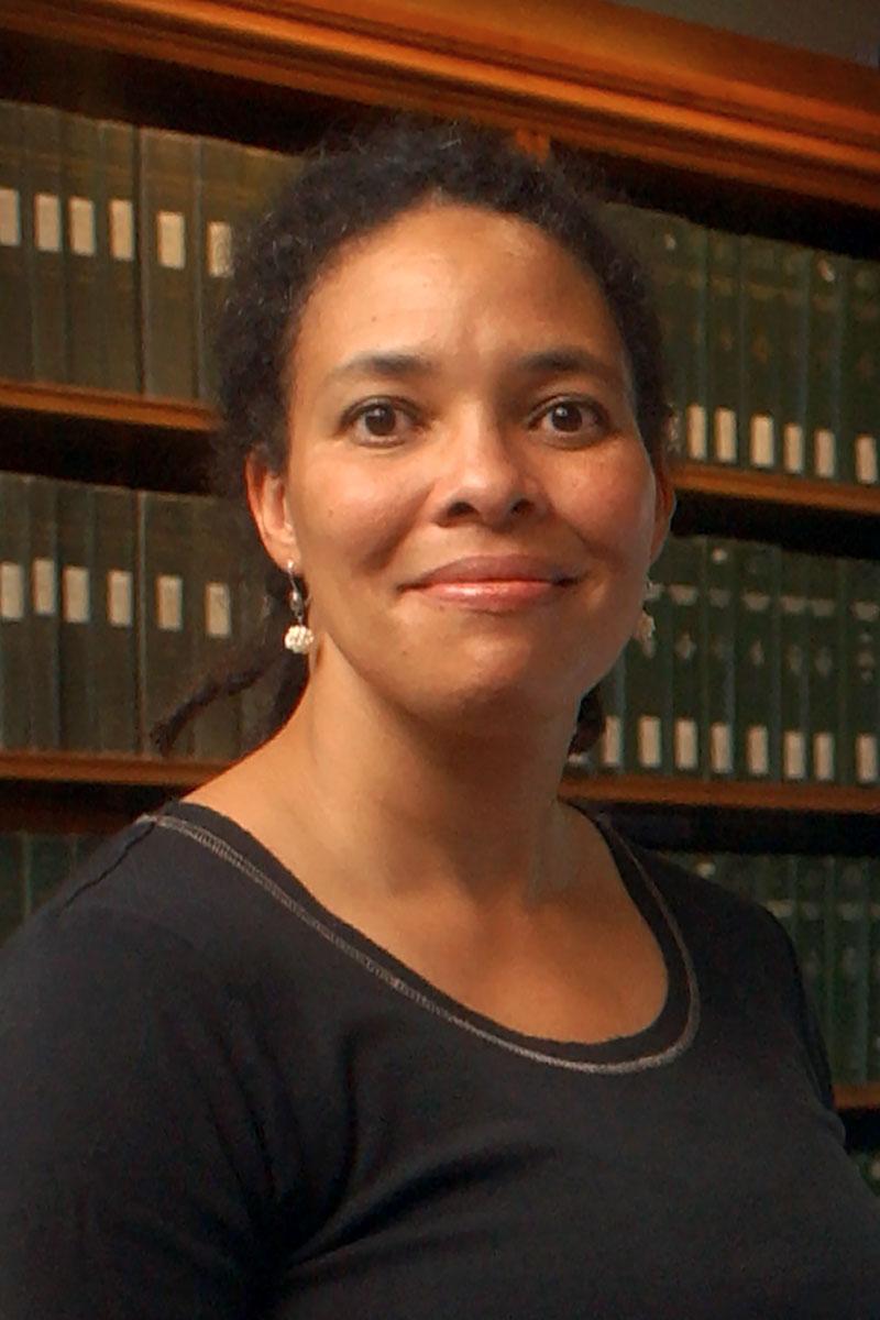 Portrait of Lisa Gail Collins