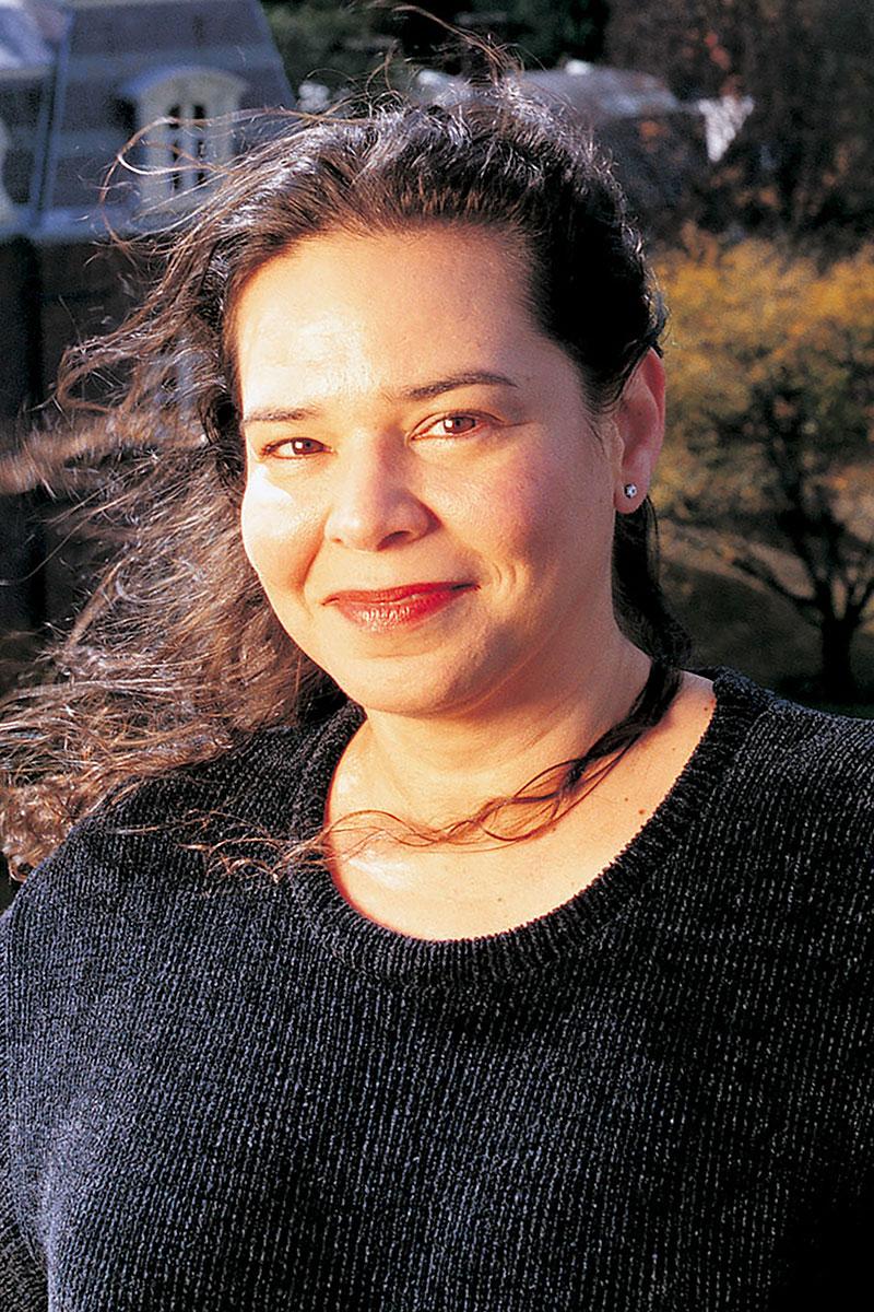 Portrait of Lizabeth Paravisini