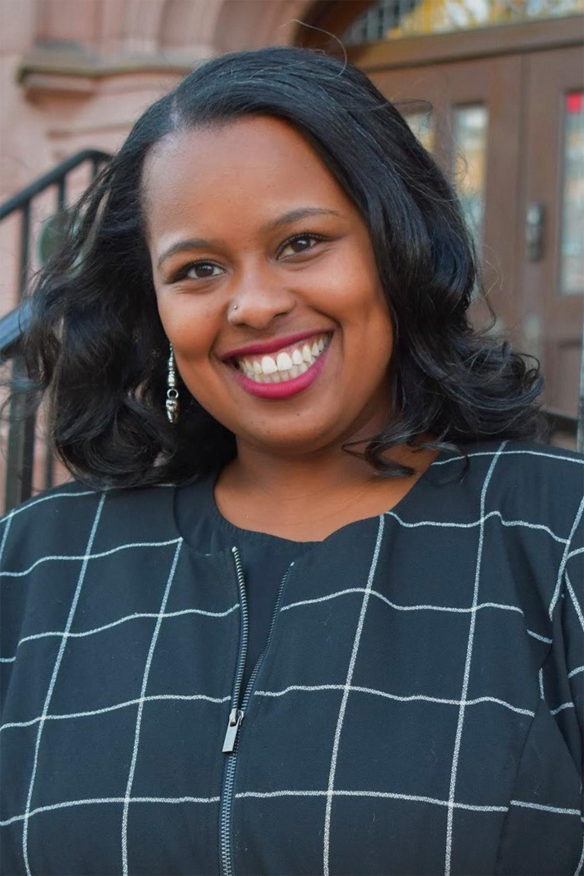 Portrait of Taneisha N. Means