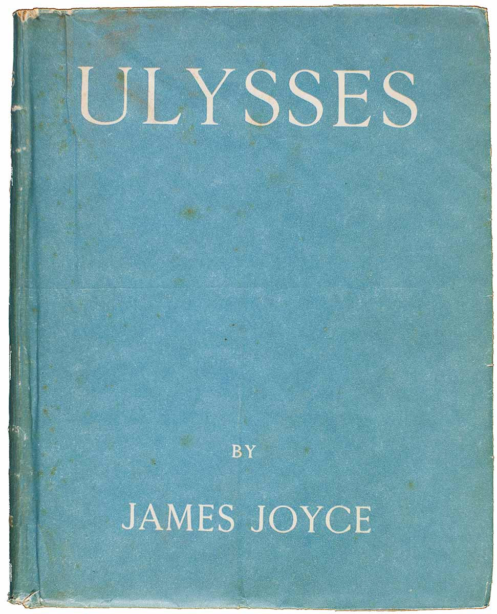 james joyce s ulysses archives special collections library exhibition checklist and captions