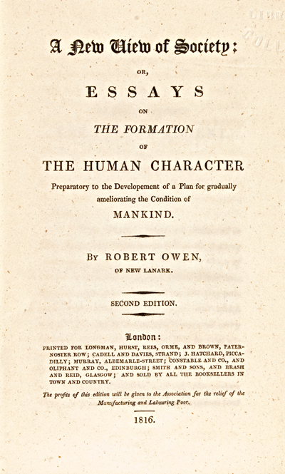 essays formation human character
