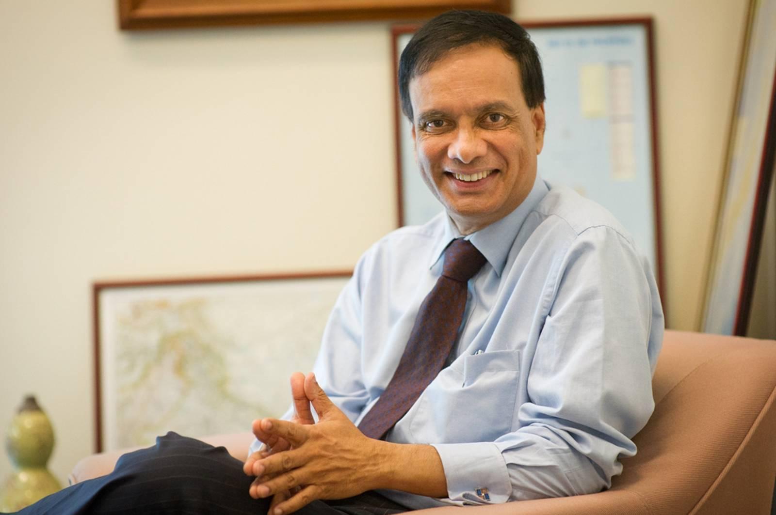 Climate Change And Natural Disasters Vinod Thomas