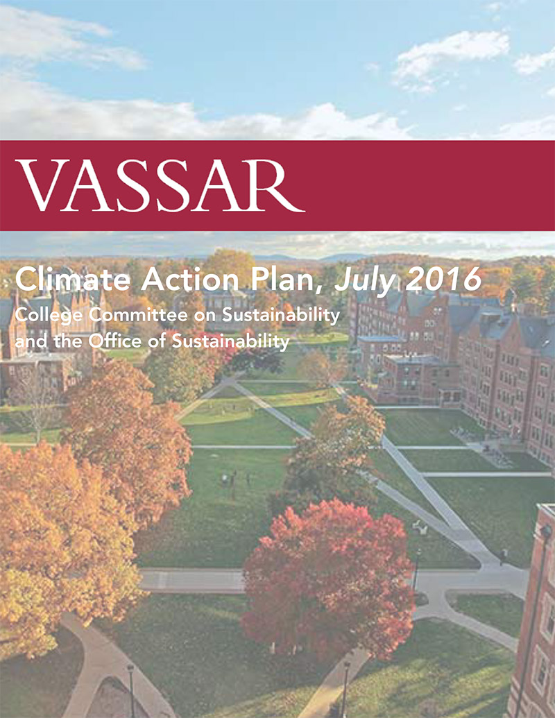 Sustainability Outlook for Vassar - Five Questions for