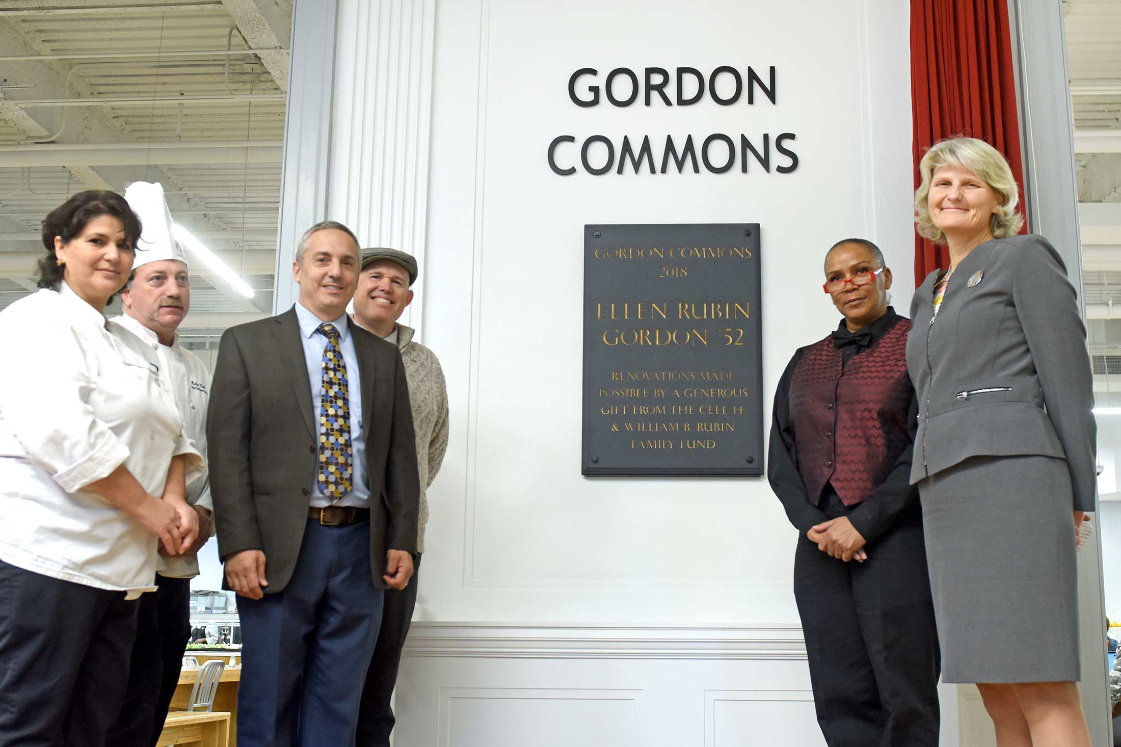 All Campus Dining Center Renamed Gordon Commons College Receives Gift From Family Of Ellen Gordon 52 Stories Vassar College