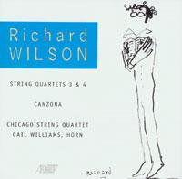 Richard Wilson CD cover