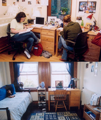 Dorm Room Decor Vassar The Alumnae I Quarterly