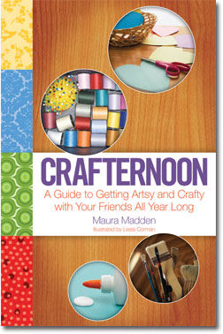 Cover of Crafternoon book