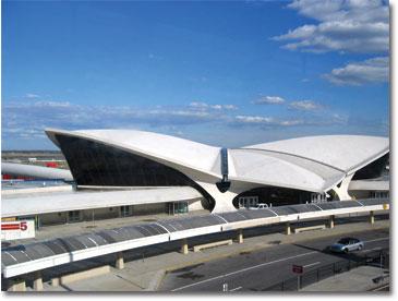 TWA terminal at JFK Airport