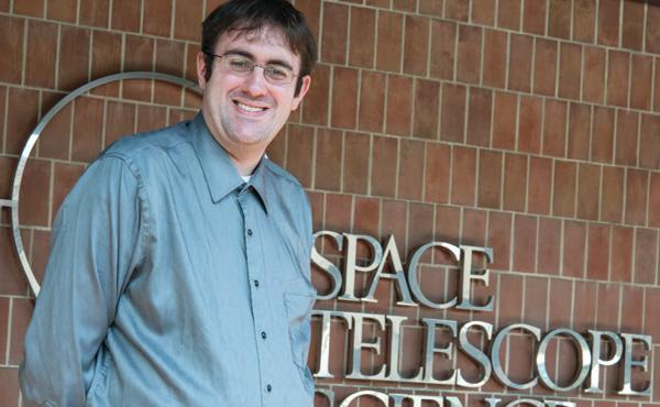 Scott Fleming '05 at the Space Telescope Science Institute.