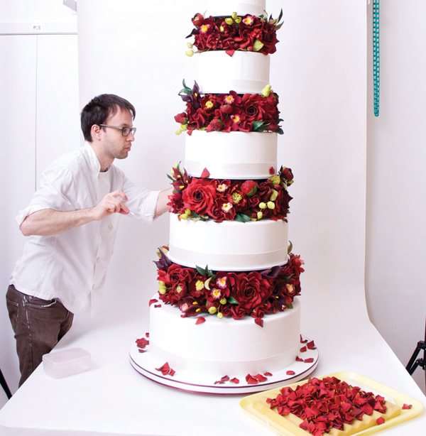 tall wedding cake structures outrageous elegance vassar the alumnae i quarterly 20745