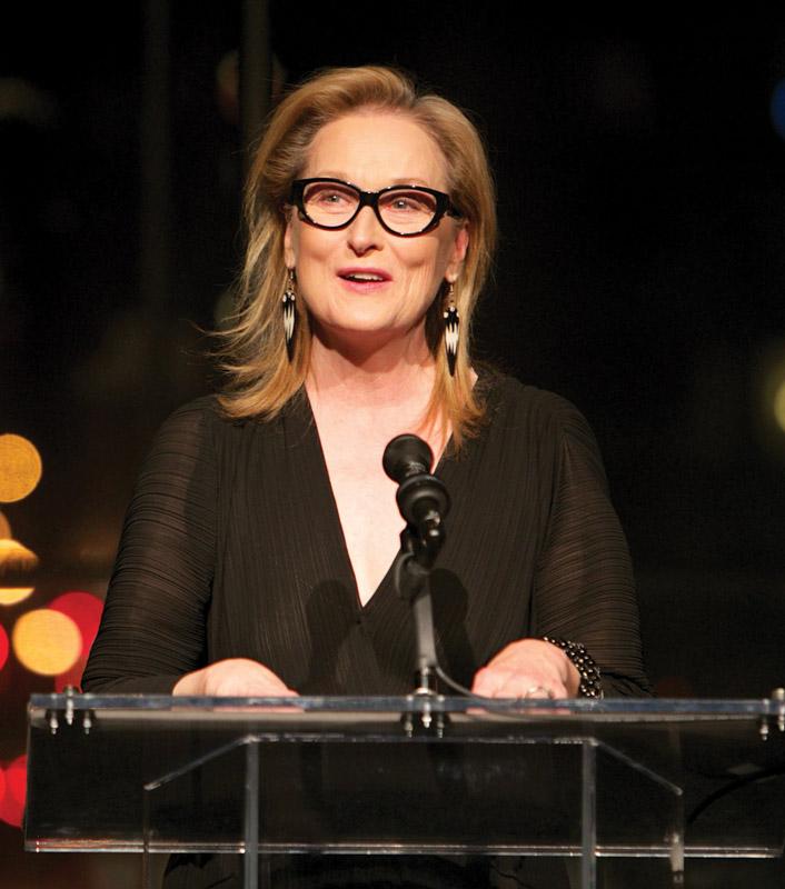 Meryl Streep '71