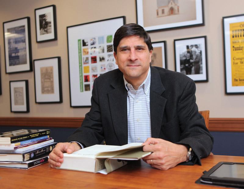 Professor Ron Patkus