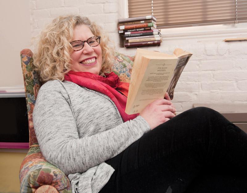 Professor Susan Zlotnick