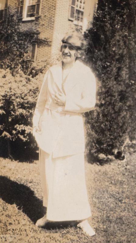 Ruth Starr Rose, Class of 1910
