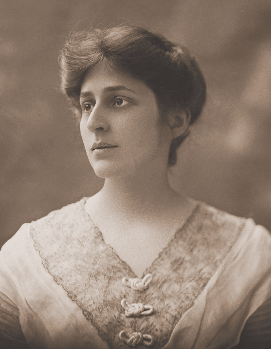Crystal Eastman (1903)
